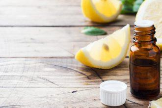 Eteryczne olejki cytrusowe