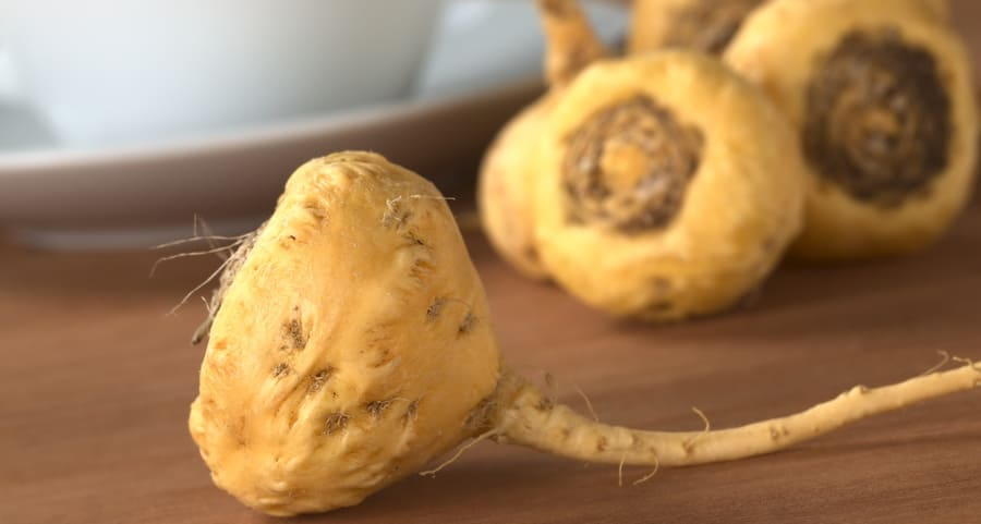 Pieprzyca peruwiańska (korzeń maca)