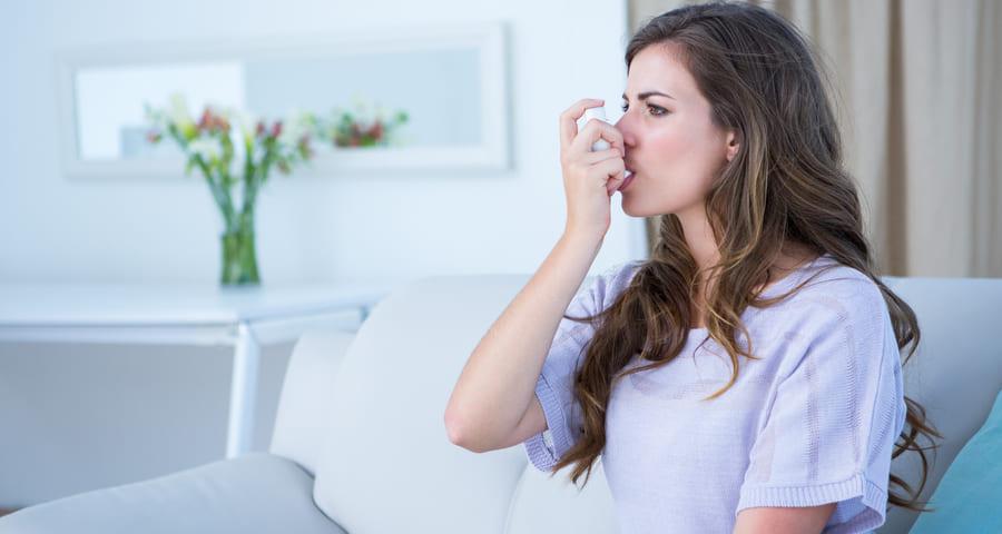 zioła na astmę