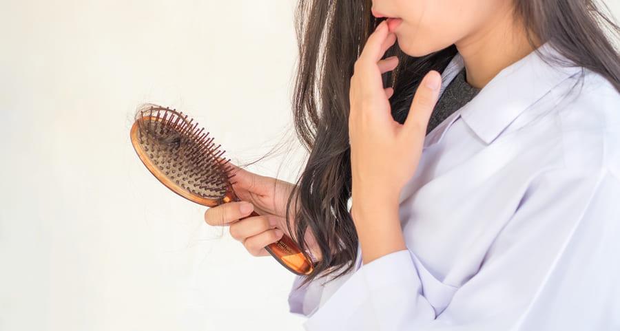 zioła na wypadanie włosów