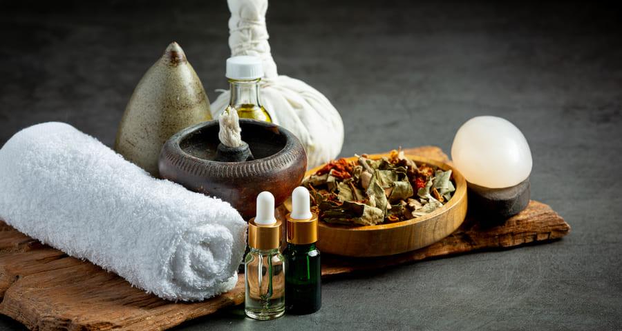 Kompresy aromaterapeutyczne